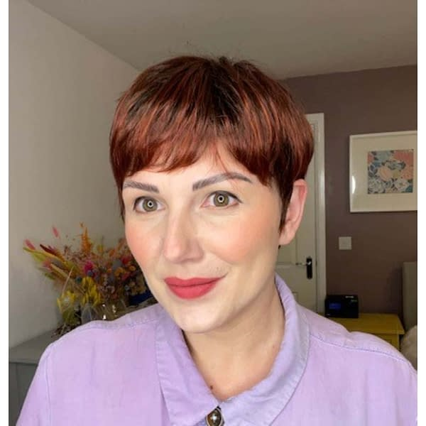 Pixie Wig by Ellen Wille | Short Synthetic Wig