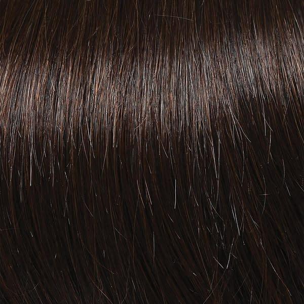 R6 Dark Chocolate | Human Hair Wig Colour by Raquel Welch