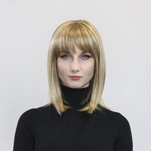Tatum Wig | Synthetic Wig (Mono Top) | 21 Colours