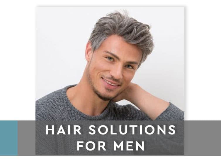 Hair Replacement for Men - HairWeavon