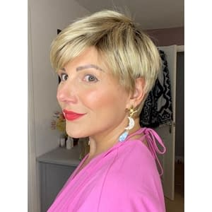 Point Wig By Ellen Wille | Synthetic Short Pixie Wig