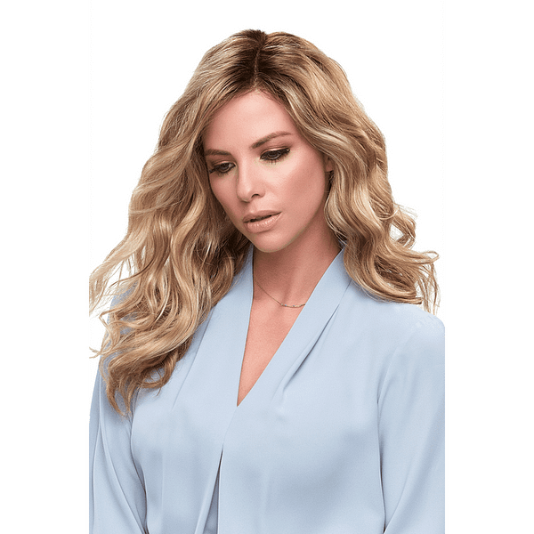 Sarah Large Wig by Jon Renau | Hand tied Synthetic Lace front