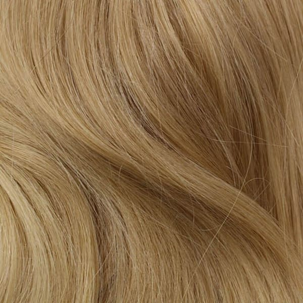 Golden Blonde Human Hair Colour by Wig Pro