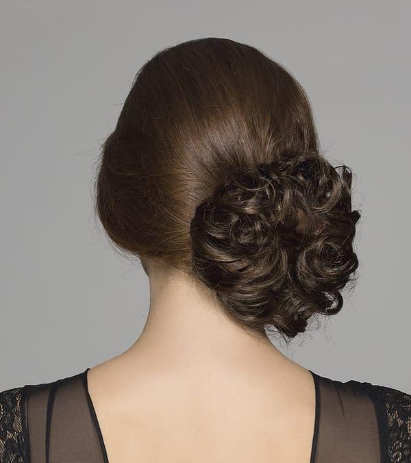 Gin Hair Bun by Ellen Wille