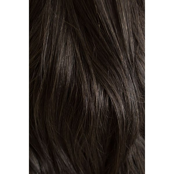 Deep Smokey Brown Wig Colour by Noriko