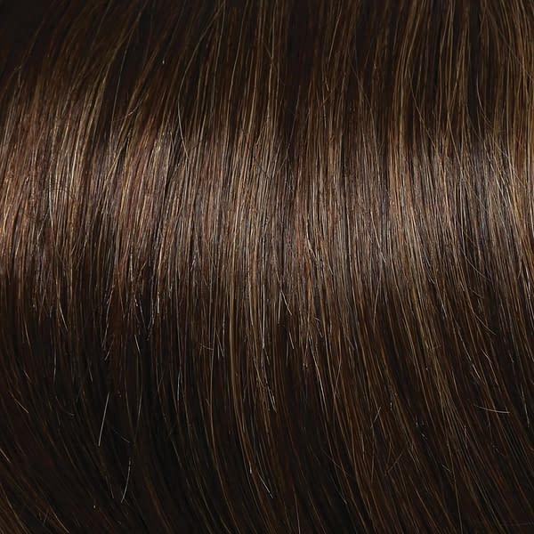 R9S Glazed Mahoganey | Human Hair Wig Colour by Raquel Welch