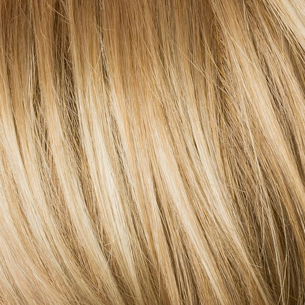 Sandy Blond Root 20/25R-14+Root14 Synthetic Wig Colour by Belle Madame