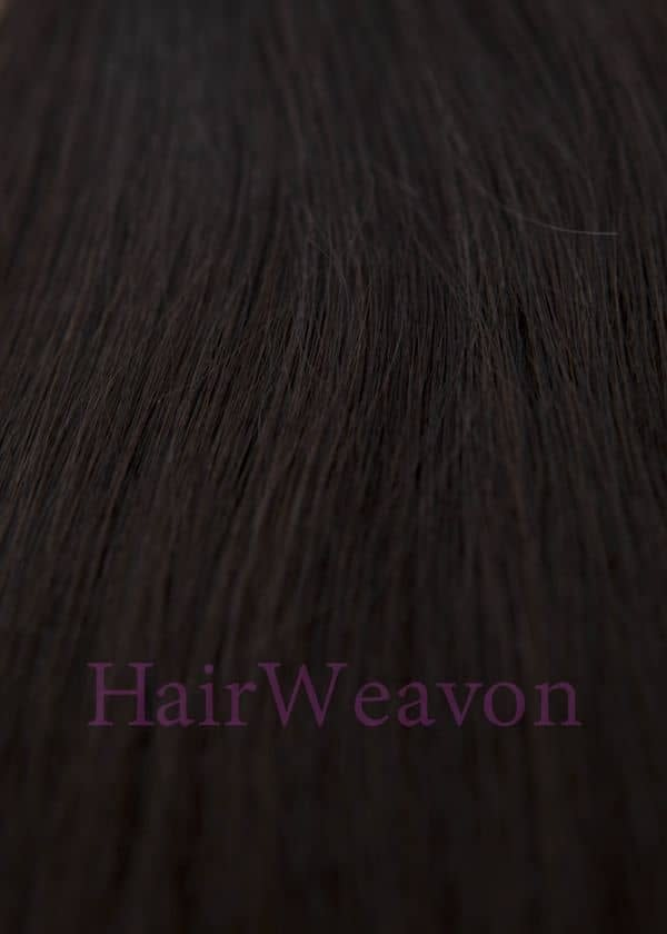 U Tip Hair Extensions Colour 1B