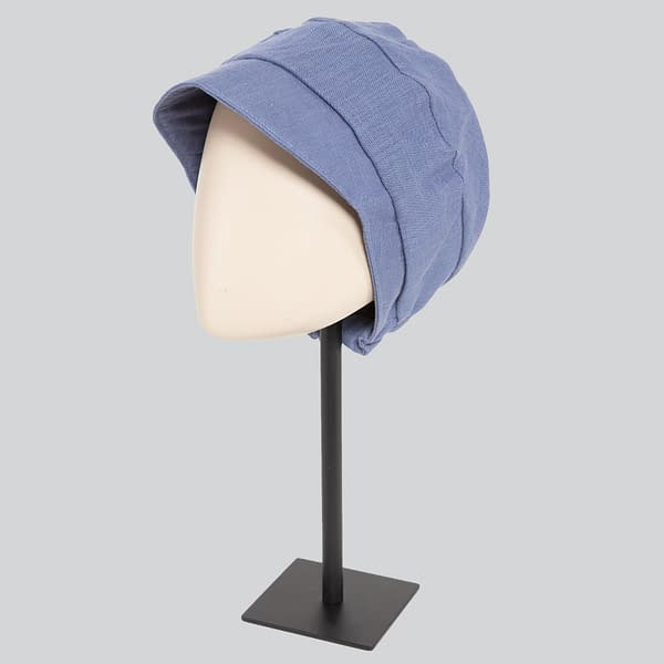 Tadea Headwear by Ellen Wille in Jeans Blue