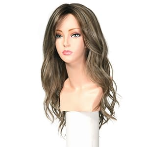 Peerless Wig | Heat Friendly Synthetic Lace Front (Lace Part) | 34 Colours