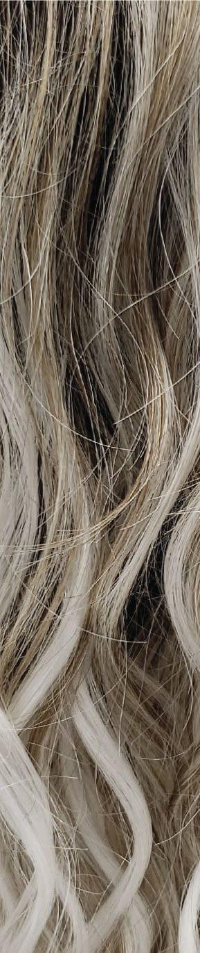 VANILLA MACCHIATO Wig colour by Estetica