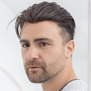 Perma Solid Hair System For Men
