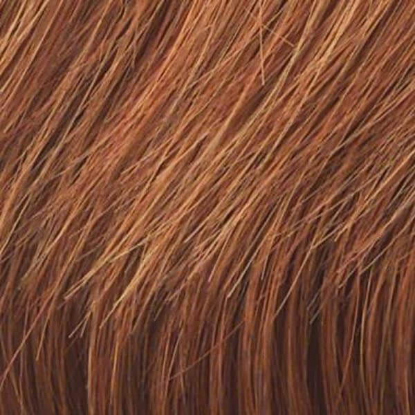 R28S-S+ Glazed Fire Wig Colour by Raquel Welch