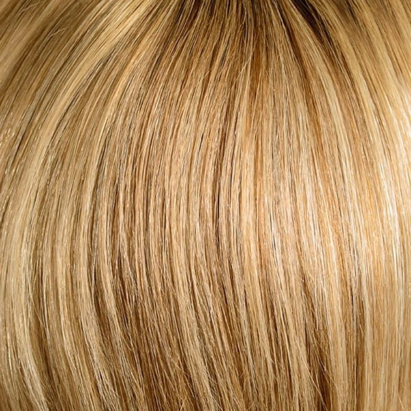 14/26+Root14 Vanilla Root Human Hair Wig Colour by Belle Madame