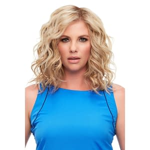 Top Full 12″ Topper | Remy Human Hair (Mono Base) | 22 Colours