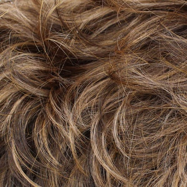 Camel Brown Synthetic Colour by Wig Pro