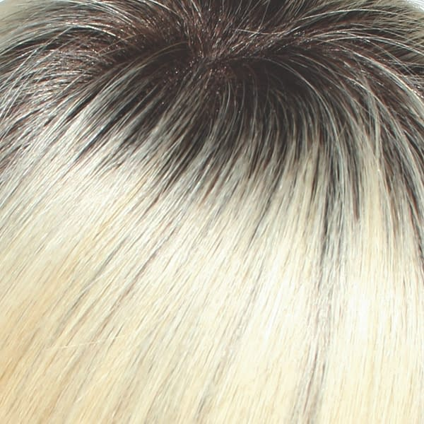 613/102S8 PLATINUM BLONDE Wig colour by Jon Renau