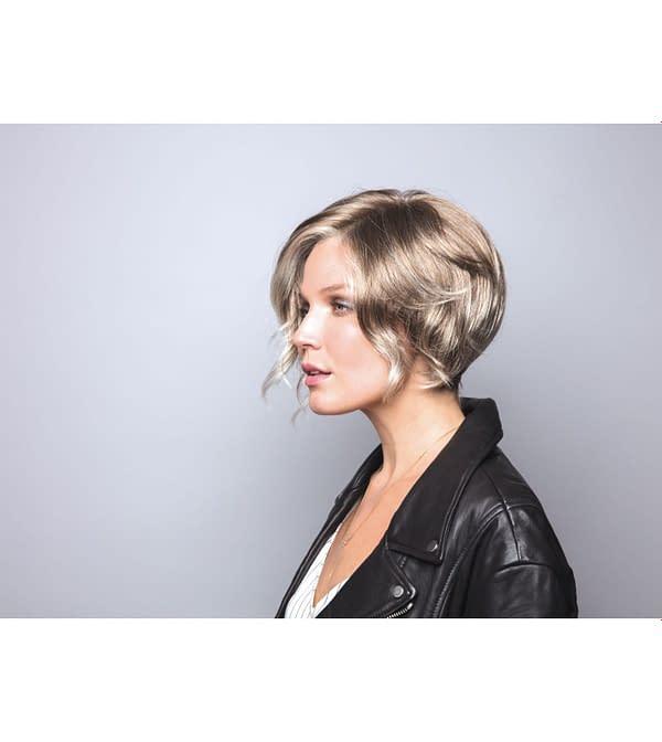 Rae Wig by Rene of Paris in Ice Blonde