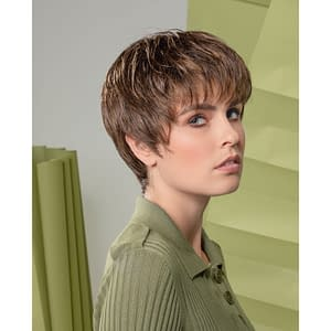 Pisa Super Small Wig | Synthetic Lace Front Wig (Hand Tied) | 9 Colours