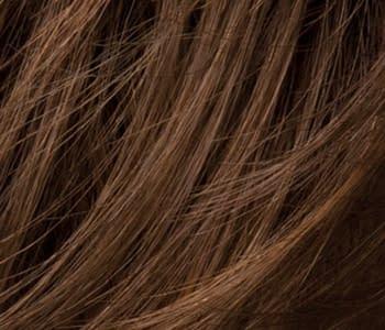 Choco Brown Hair piece colour by Ellen Wille