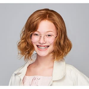 Tousled With Love Wig For Kids | Heat Friendly Synthetic | 8 Colours