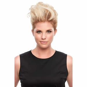 Top This 12″ Topper | Remy Human Hair (Mono Base) | 26 Colours