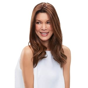 EasiPart French XL 18″ Topper | Remy Human Hair | 30 Colours