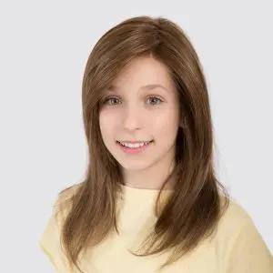 Sara Wig For Kids By Ellen Wille In Light Brown