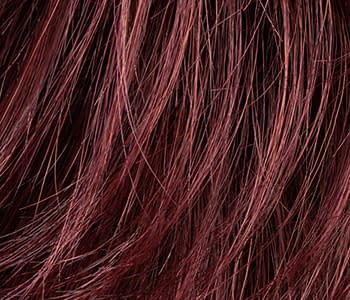 Cherry wig colour by Ellen Wille