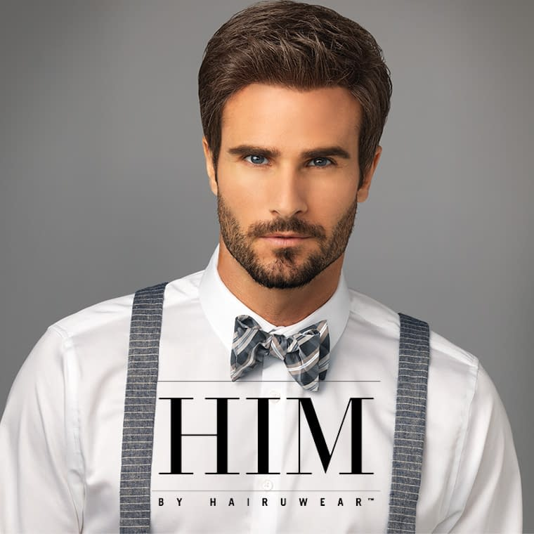 HIM Wigs   Hair Pieces   Hair Systems For Men By HAIRUWEAR