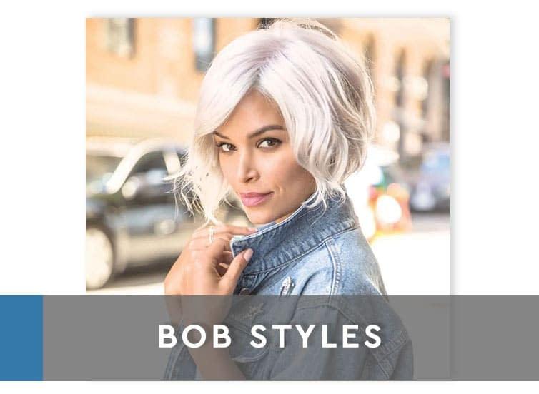 Bob Wigs - HairWeavon