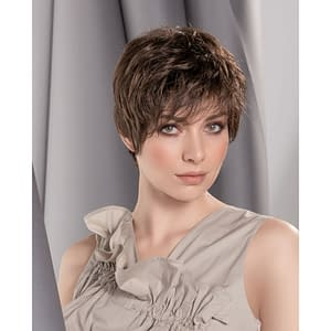 Bari Wig By Ellen Wille | Pixie Cut With Bangs | Synthetic Fibre