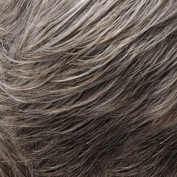 51F44 WHITE RUSSIAN Jon renau grey wig colour
