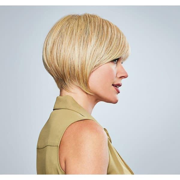 Thrill Wig by Gabor   Heat Friendly Synthetic Short Wig