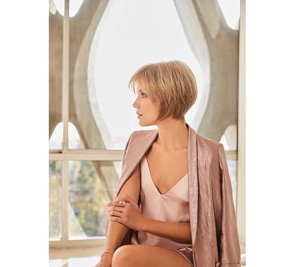 Audrey Wig by Rene of Paris in Vanilla Bean