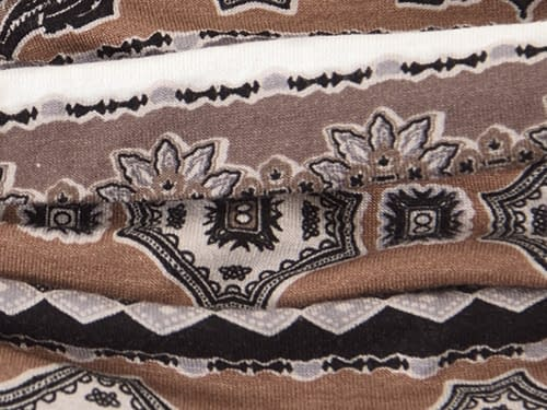 Marylyne Headband by Ellen Wille in Schwarz Braun