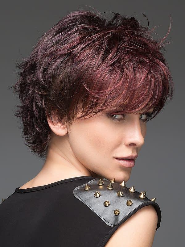 Open Wig by Ellen Wille
