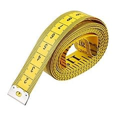 measure tape for hair piece