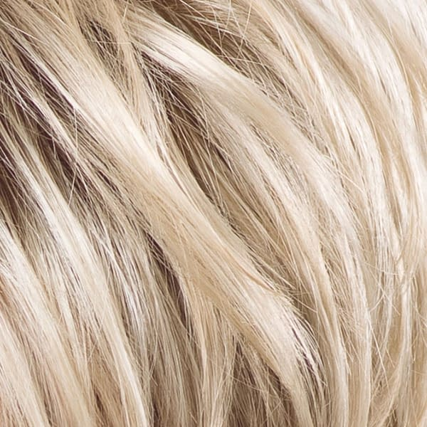 Swedish Blond Mix 25R/22H-20+Root16 Synthetic Wig Colour by Belle Madame