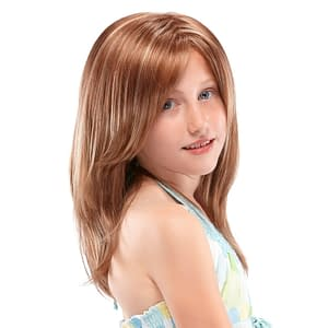 Ashley Petite Wig   Synthetic Wig (Mono Top)   12 Colours