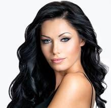 Wavy Virgin Weave Hair Extensions