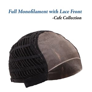 Full Mono Lace Front | Cap Construction By Belle Tress