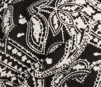 Tala Headwear by Ellen Wille in ORNAMENT BLACK
