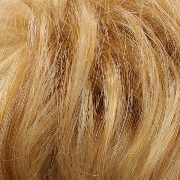 Golden Blonde Synthetic Colour by Wig Pro