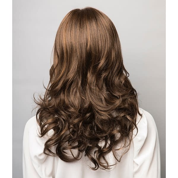 Avery Wig by Noriko in Toasted Brown