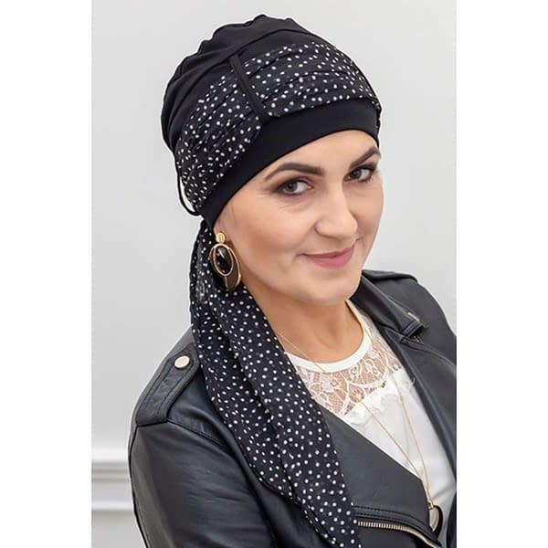 Cathy Turban C/14   Headwear for women with hair loss
