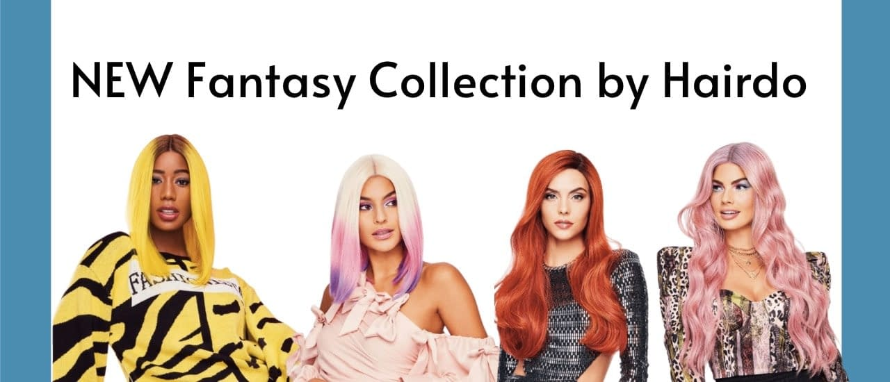NEW Fantasy Collection By Hairdo - Fashion Wigs - HairWeavon