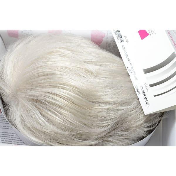 N305K | Silver Grey | Wig Colour by Gisela Mayer