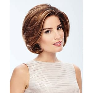 Sheer Style Large Wig | Synthetic Lace Front (Mono Part) | 31 Colours