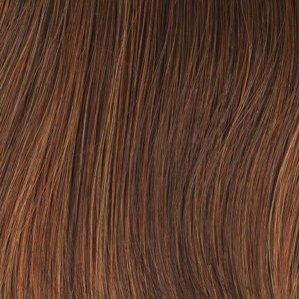 GL30-32 Dark Copper Luminous Wig Colour by Gabor